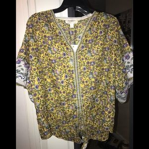 Chelsea & Violet spring has sprung cute shirt !!!